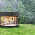 Ein Kokon der Einfachheit inmitten der Natur: Die LumiPod Kabine