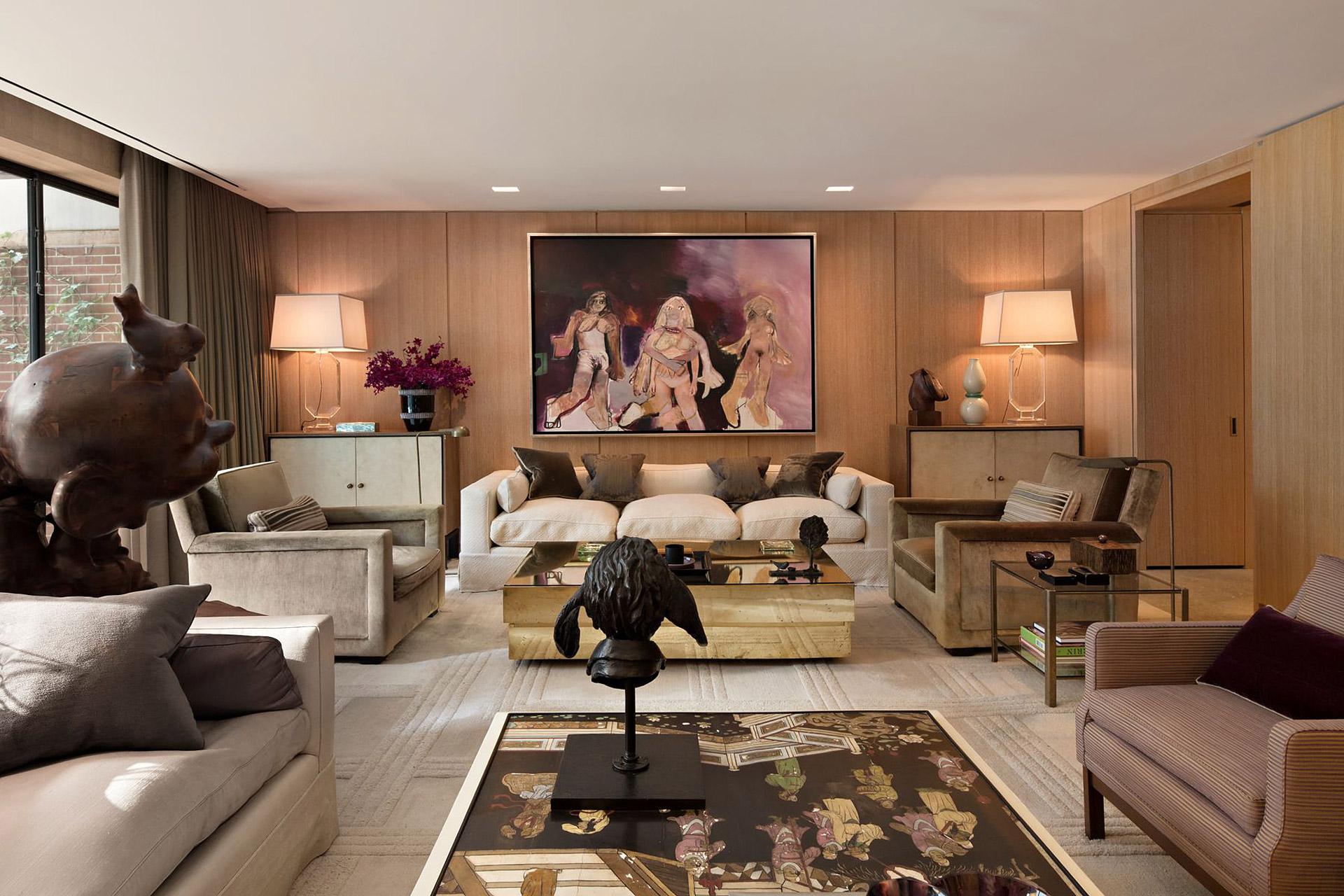 Ein Blick in das $16 Millionen Dollar Superior Ink Town House von Marc Jacobs in NYC 1