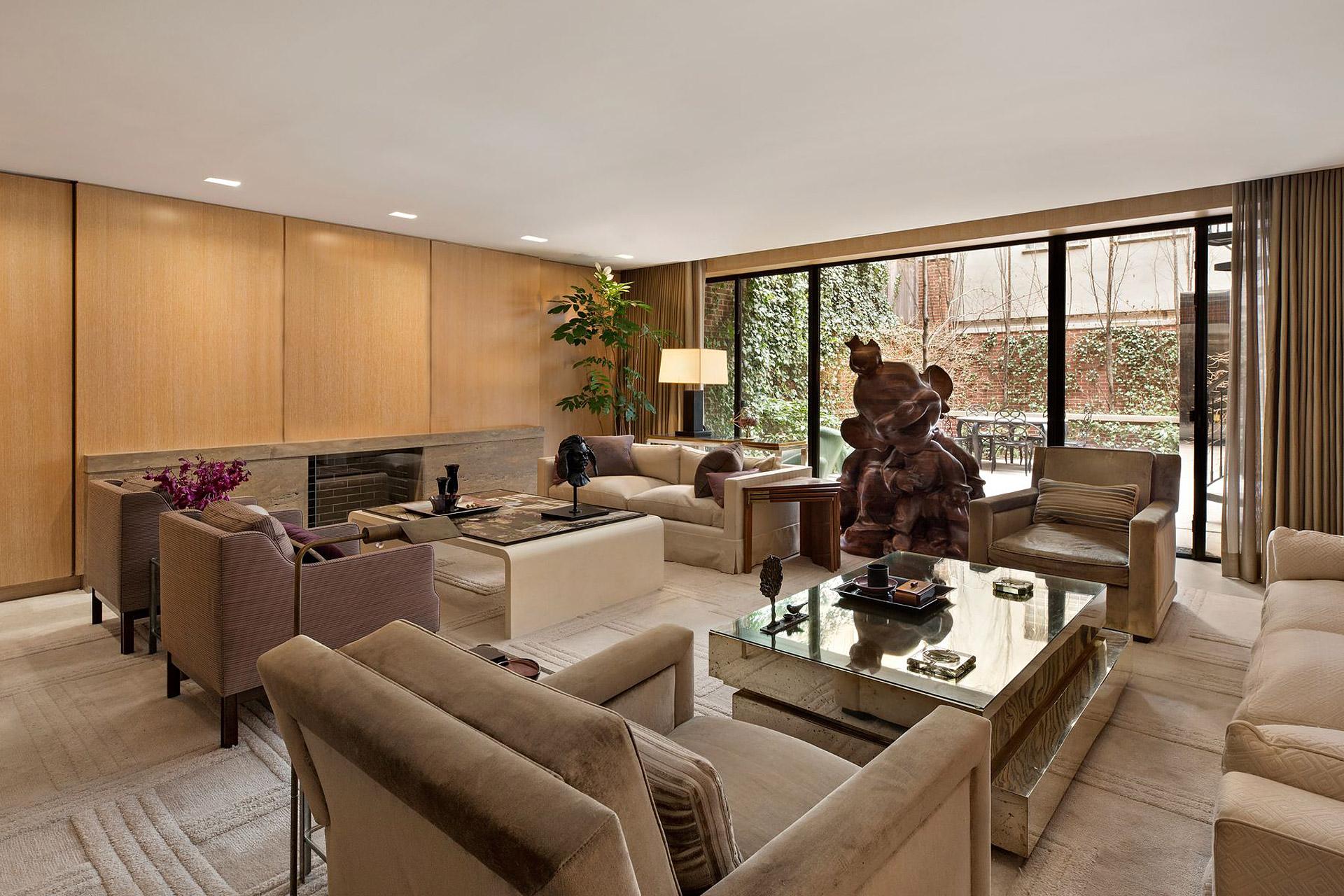 Ein Blick in das $16 Millionen Dollar Superior Ink Town House von Marc Jacobs in NYC 3