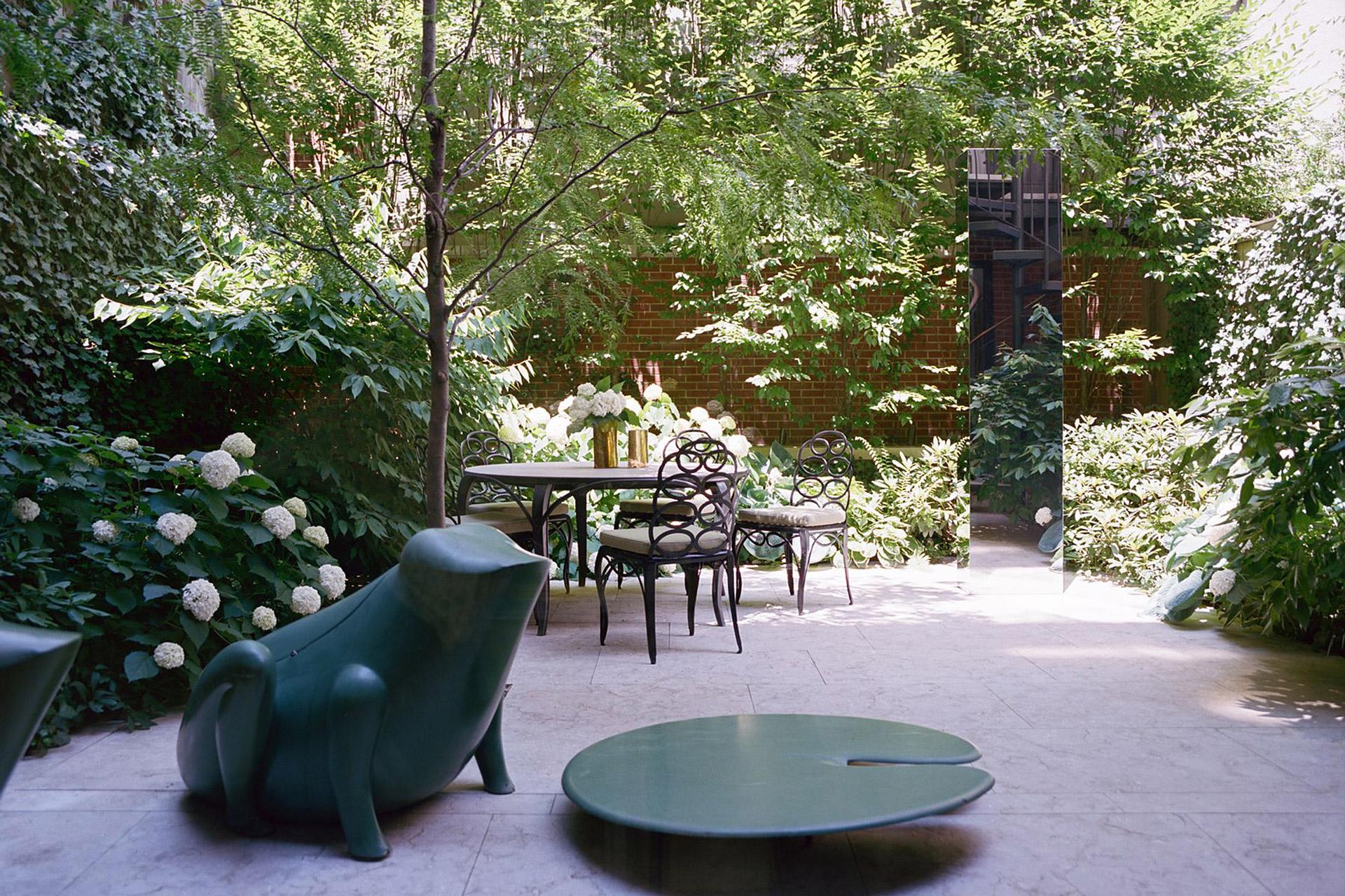 Ein Blick in das $16 Millionen Dollar Superior Ink Town House von Marc Jacobs in NYC 4