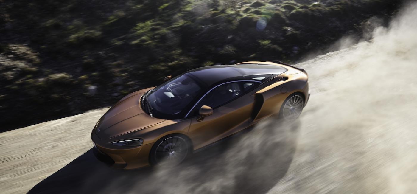 Der neue Mc Laren GT: Sportwagen und Grand Tourer 3