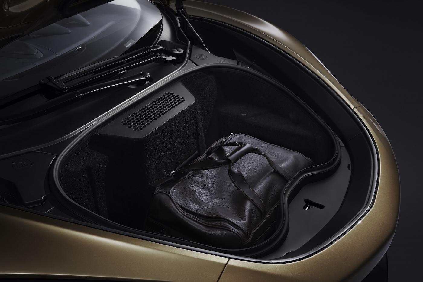 Der neue Mc Laren GT: Sportwagen und Grand Tourer 13