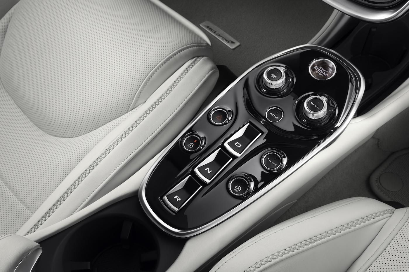 Der neue Mc Laren GT: Sportwagen und Grand Tourer 8