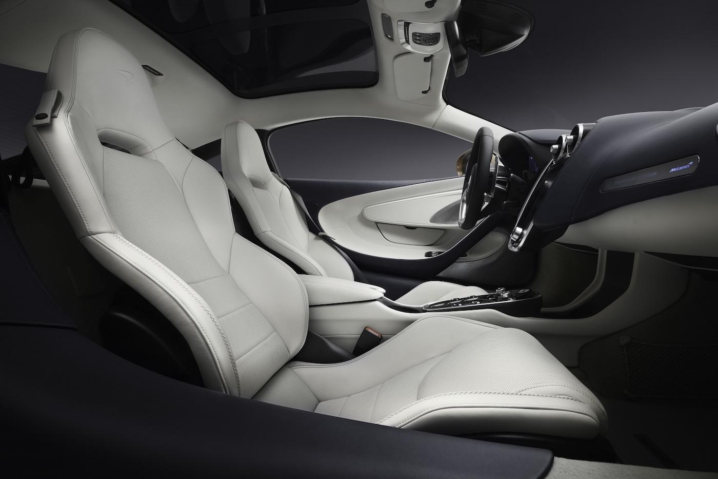 Der neue Mc Laren GT: Sportwagen und Grand Tourer 11