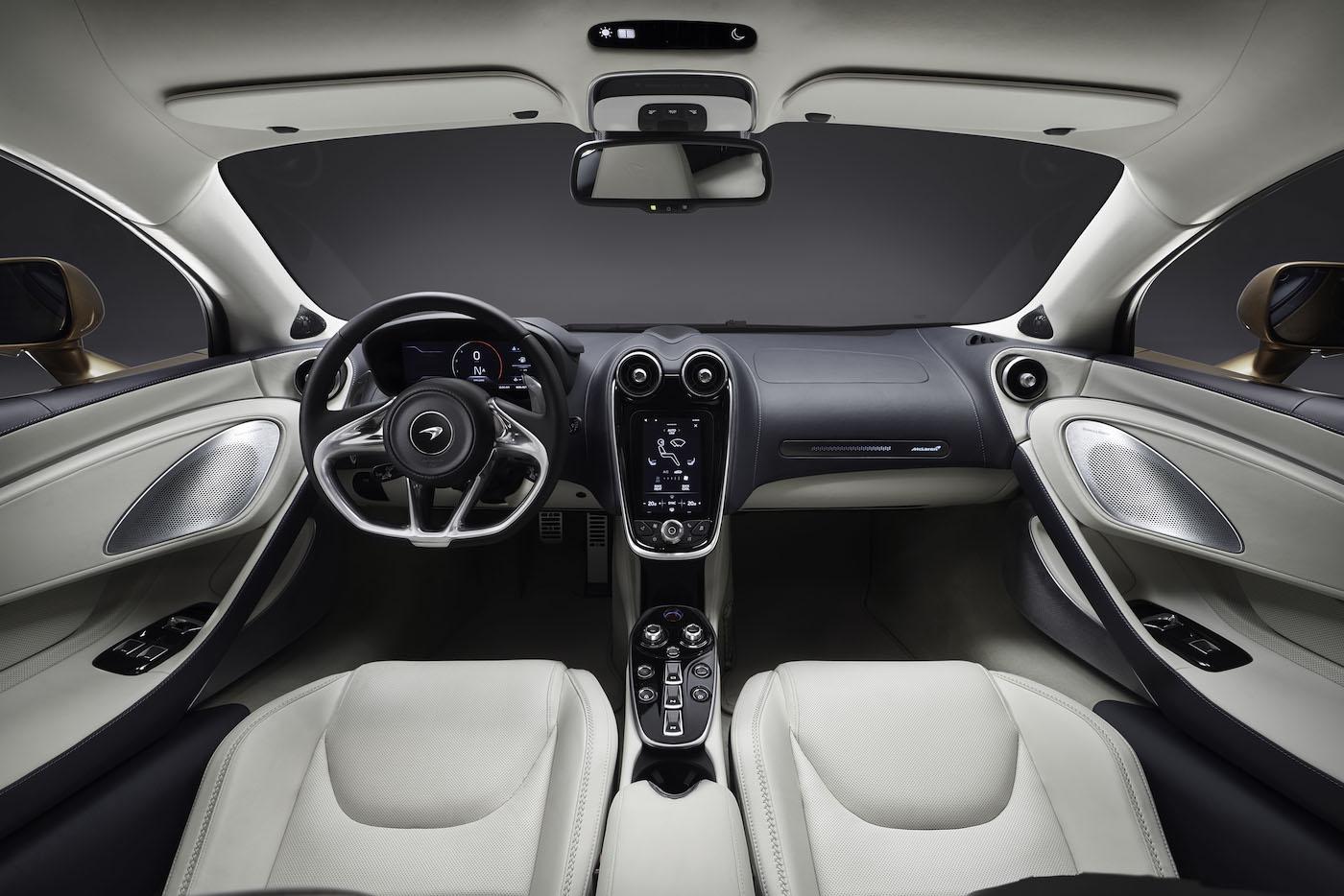 Der neue Mc Laren GT: Sportwagen und Grand Tourer 9