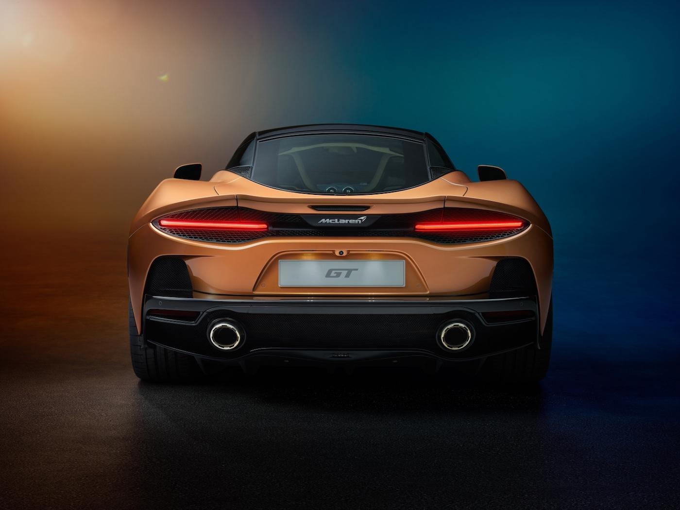 Der neue Mc Laren GT: Sportwagen und Grand Tourer 5