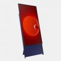 Smart-TV: Samsung stellt hochkant Fernseher