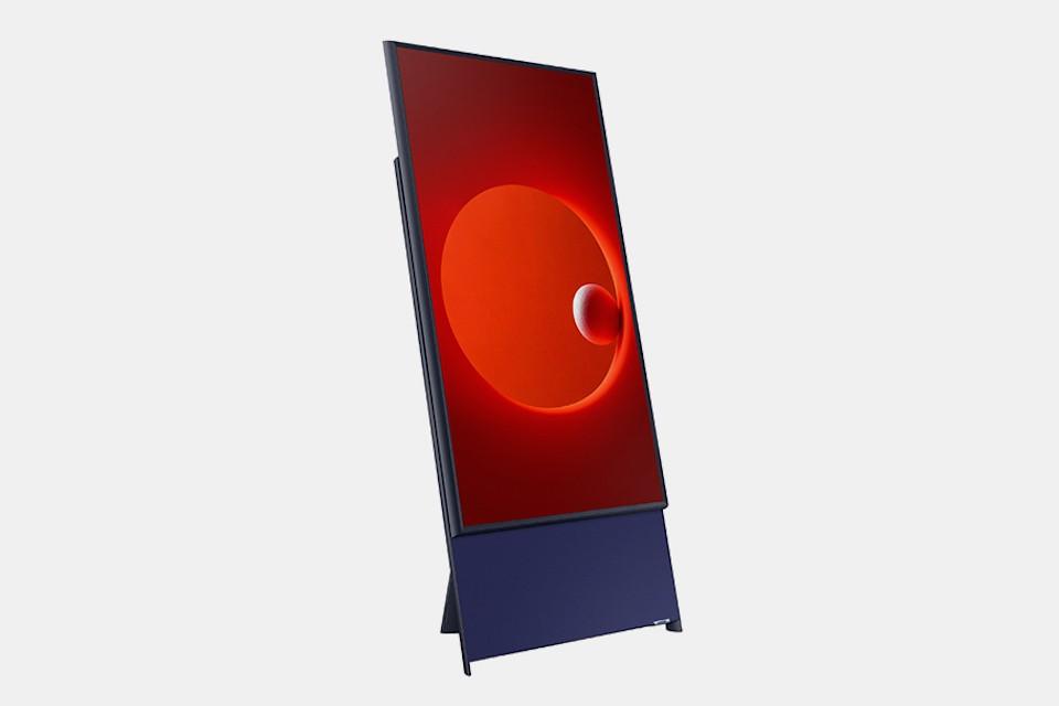 """Smart-TV: Samsung stellt hochkant Fernseher """"The Sero"""" vor 2"""