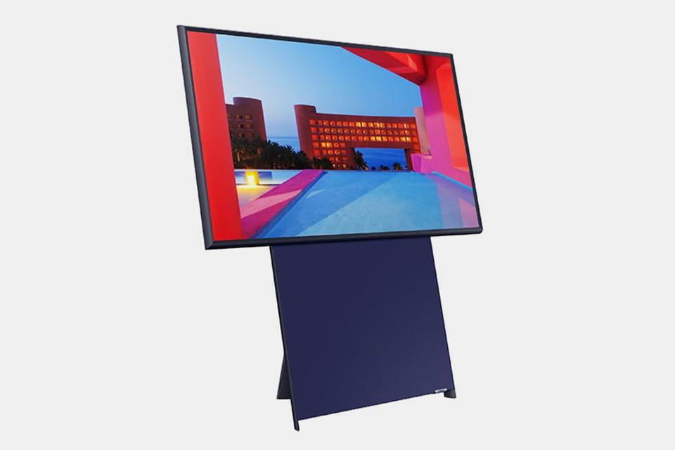 """Smart-TV: Samsung stellt hochkant Fernseher """"The Sero"""" vor 4"""