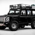 Für wahre Abenteurer: Der Land Rover Defender 110 von 1993