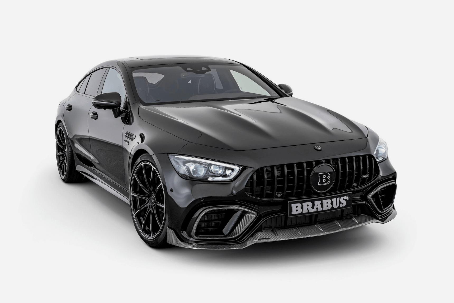 Der Brabus 800 auf Basis des Mercedes-AMG GT 63 S 4MATIC+ 1
