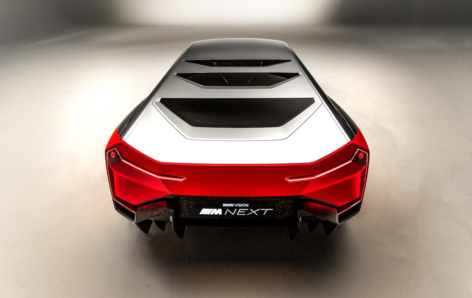 BMW Vision M Next: Ein Blick in die Zukunft des Automobils 5