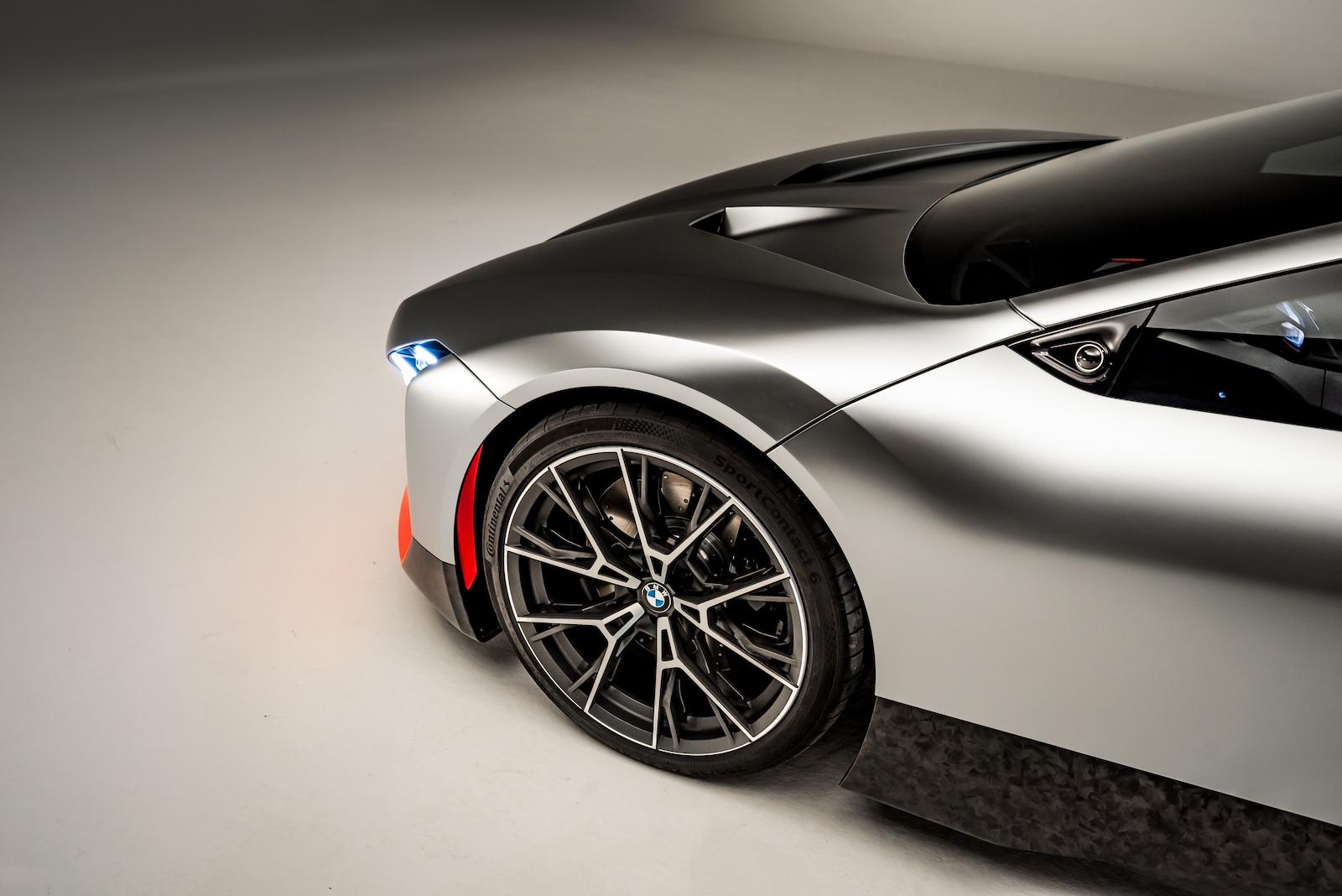 BMW Vision M Next: Ein Blick in die Zukunft des Automobils 2