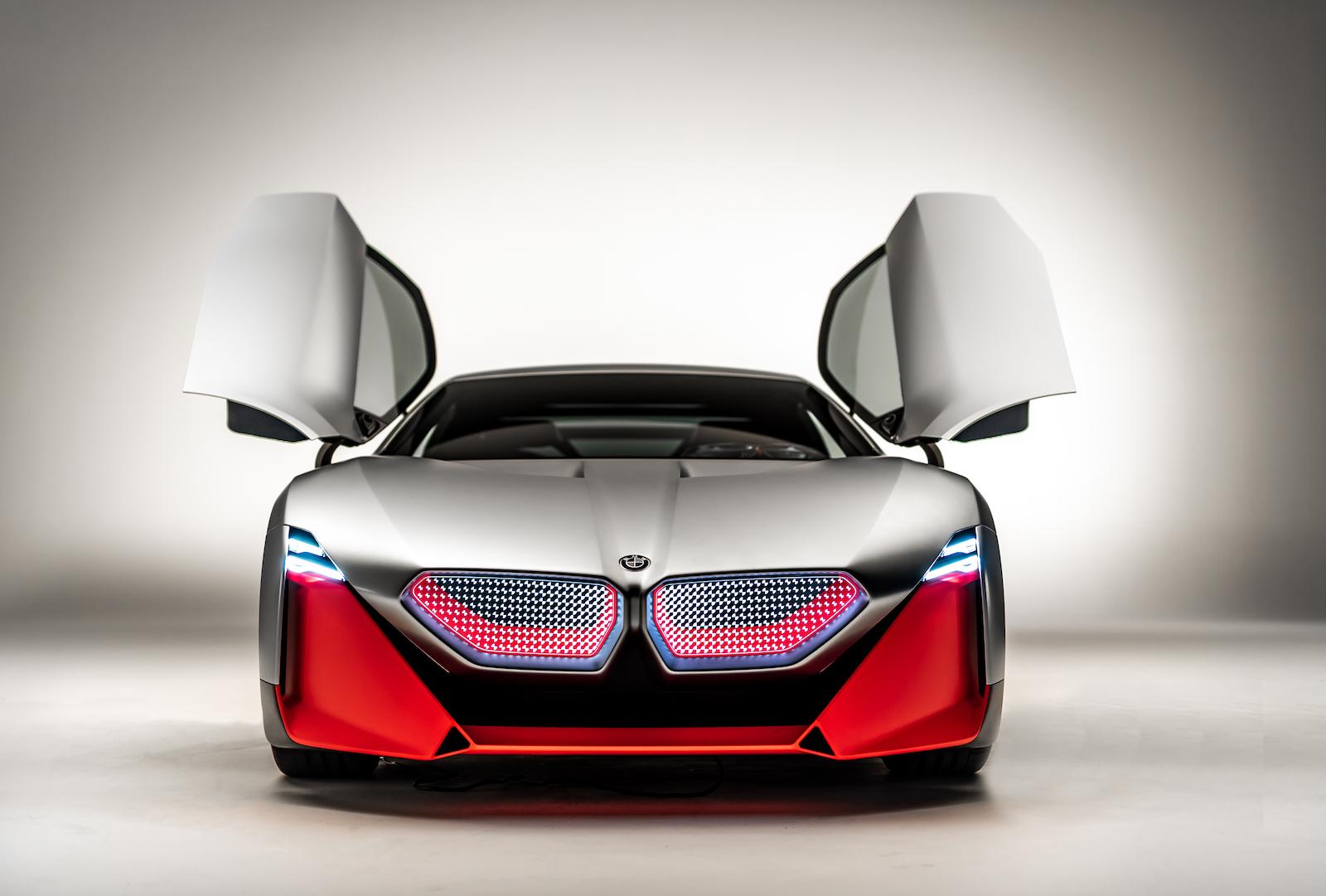 BMW Vision M Next: Ein Blick in die Zukunft des Automobils 13