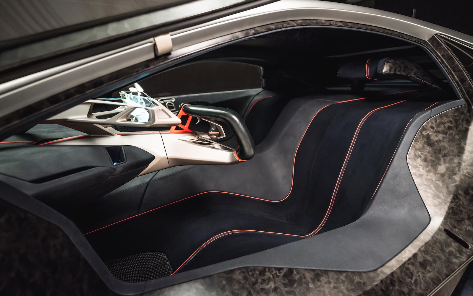 BMW Vision M Next: Ein Blick in die Zukunft des Automobils 11