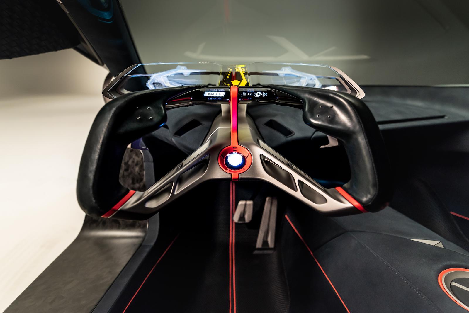 BMW Vision M Next: Ein Blick in die Zukunft des Automobils 10