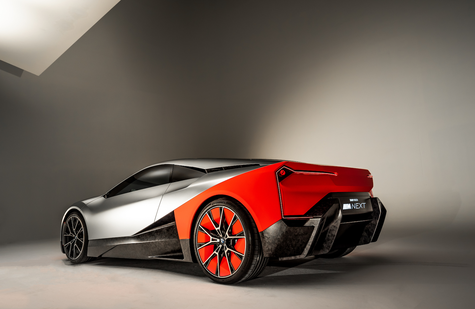 BMW Vision M Next: Ein Blick in die Zukunft des Automobils 8