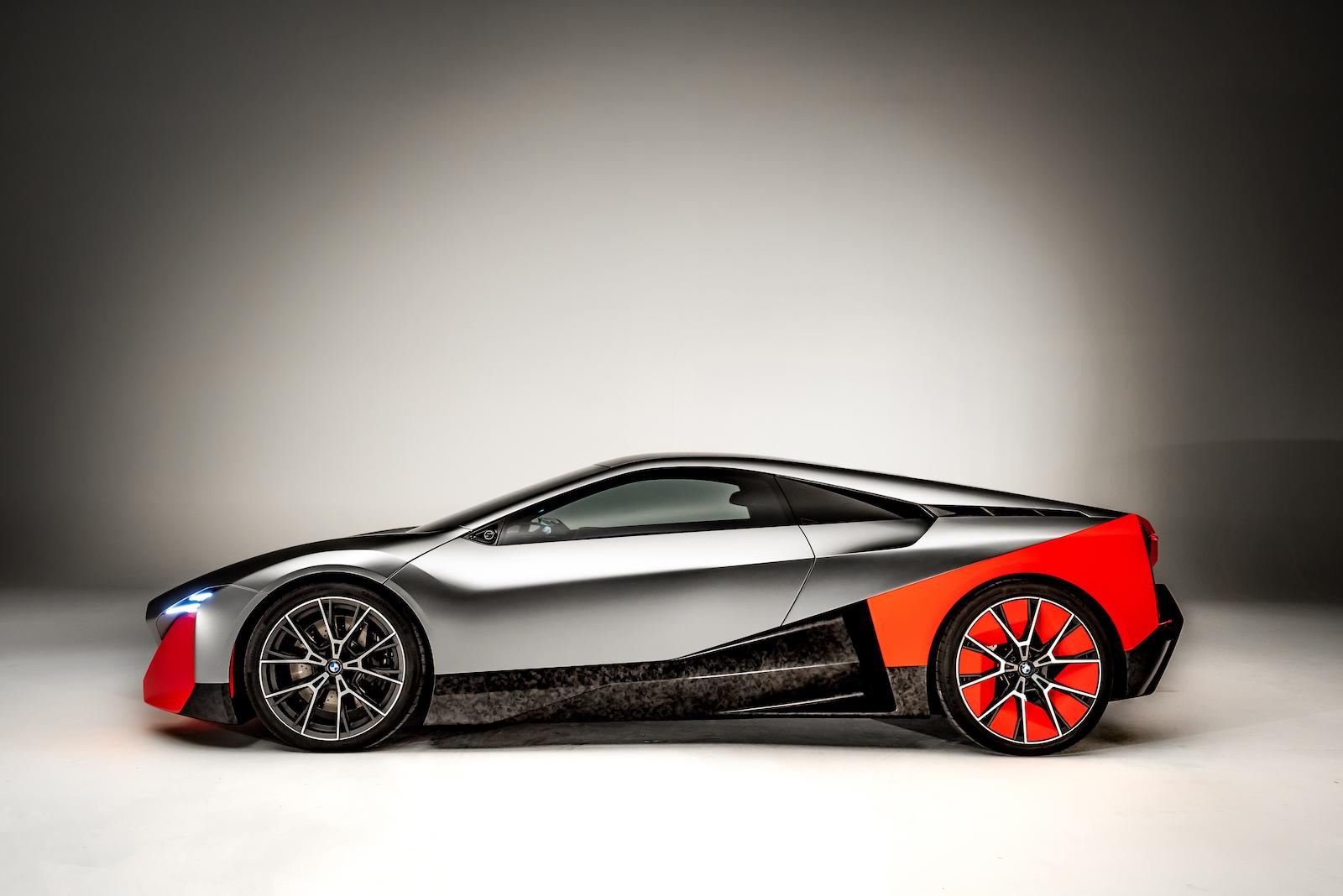 BMW Vision M Next: Ein Blick in die Zukunft des Automobils 7