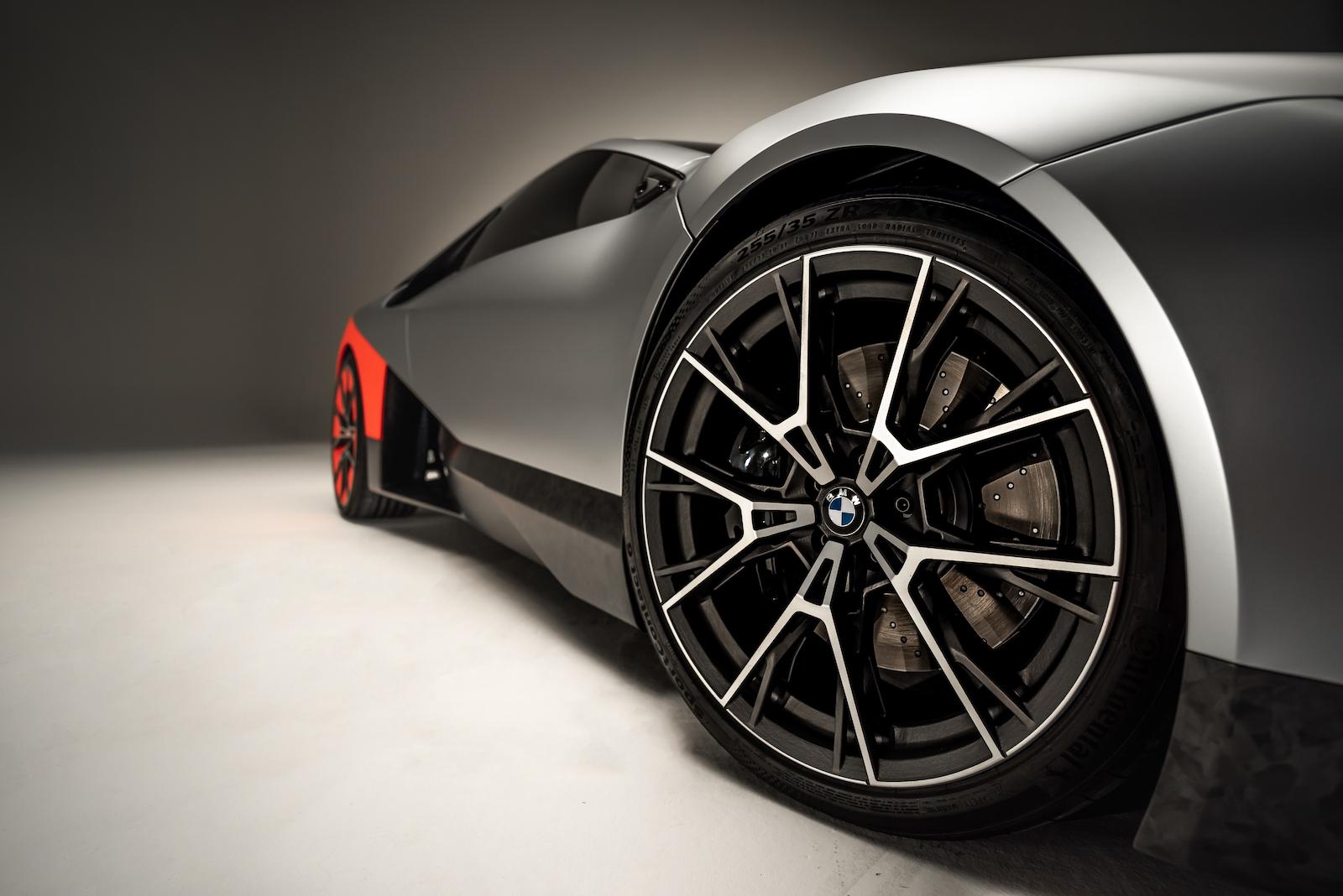 BMW Vision M Next: Ein Blick in die Zukunft des Automobils 6