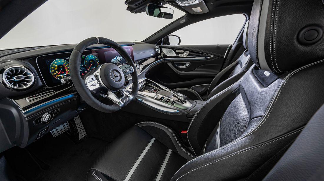Der Brabus 800 auf Basis des Mercedes-AMG GT 63 S 4MATIC+ 4