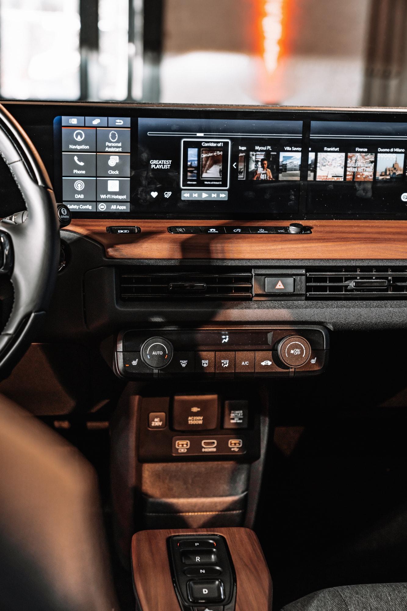 Elektro trifft auf Retro: Der neue Honda E 11