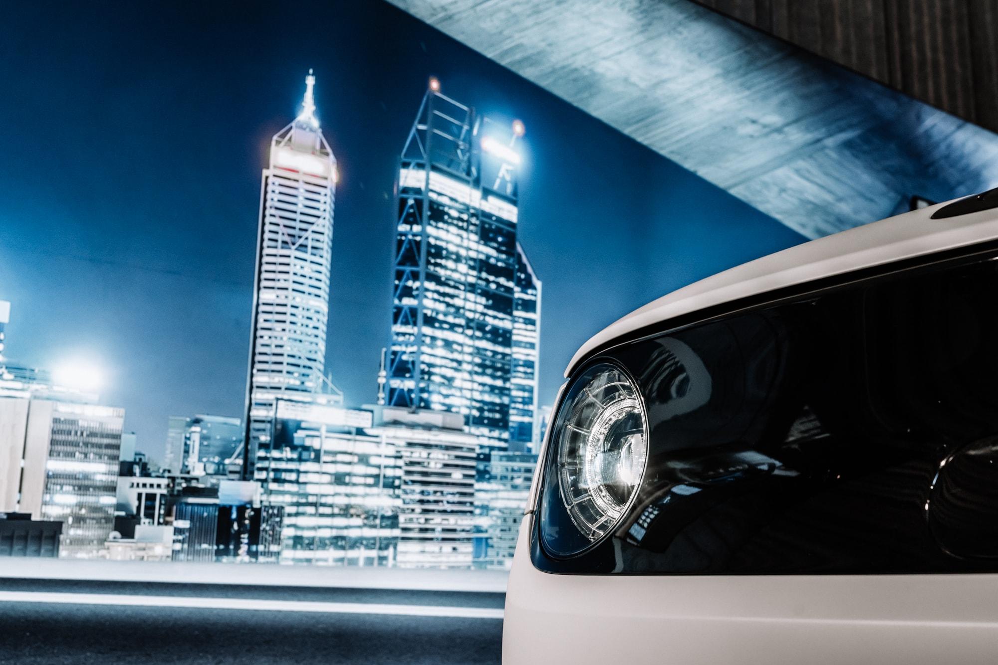 Elektro trifft auf Retro: Der neue Honda E 6