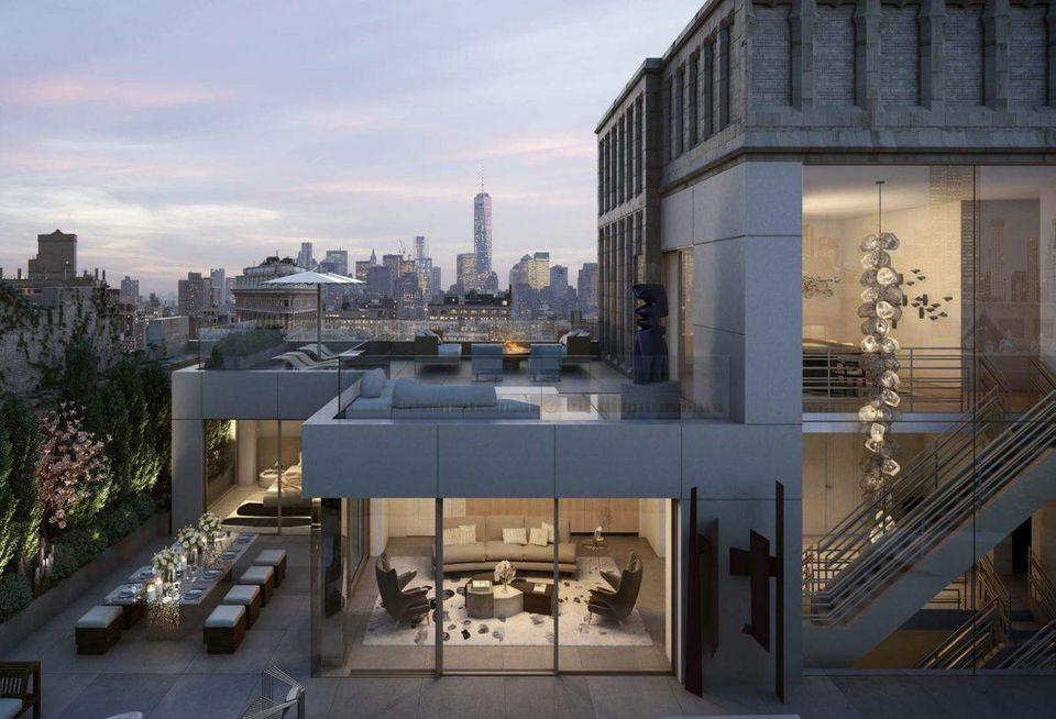 Jeff Bezos kauft drei Luxusapartments in New York City für 80 Millionen Dollar 1