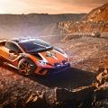 Das Lamborghini Huracan Sterrato Off-Road Concept