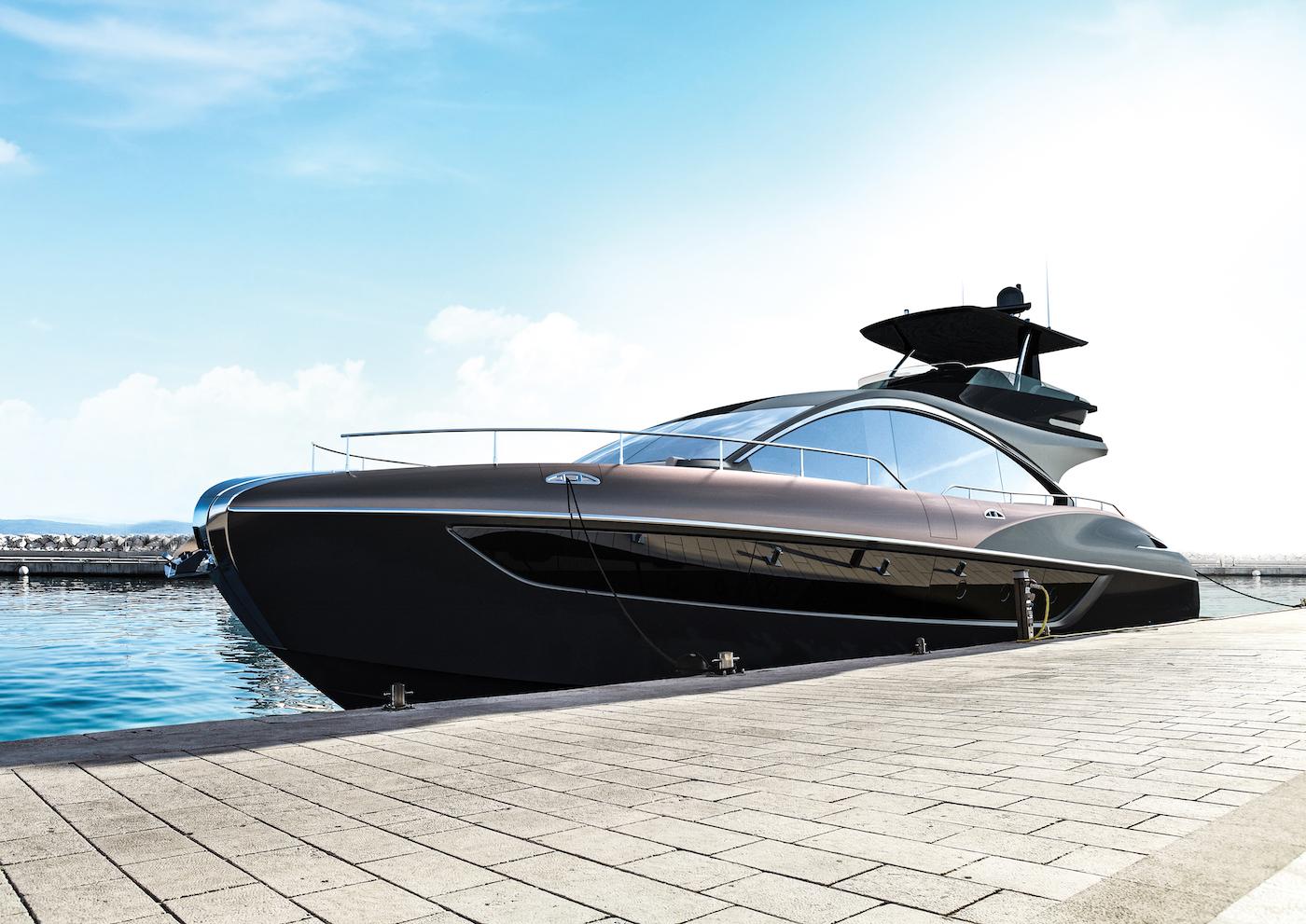Die Lexus Yacht LY 650: Eine Königin der Wasserstraßen 3