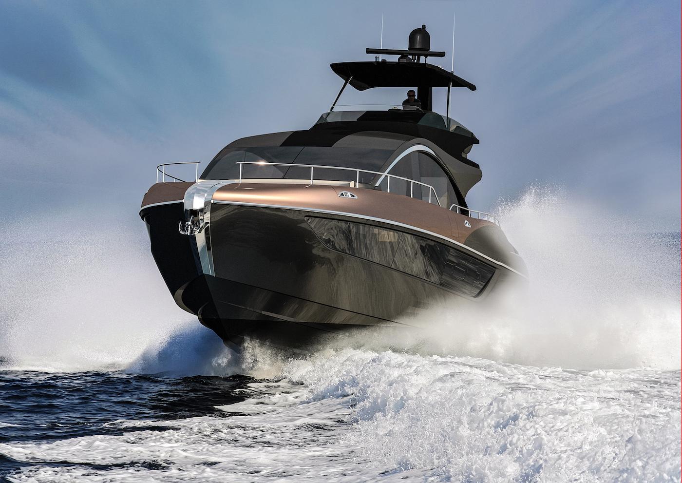 Die Lexus Yacht LY 650: Eine Königin der Wasserstraßen 1