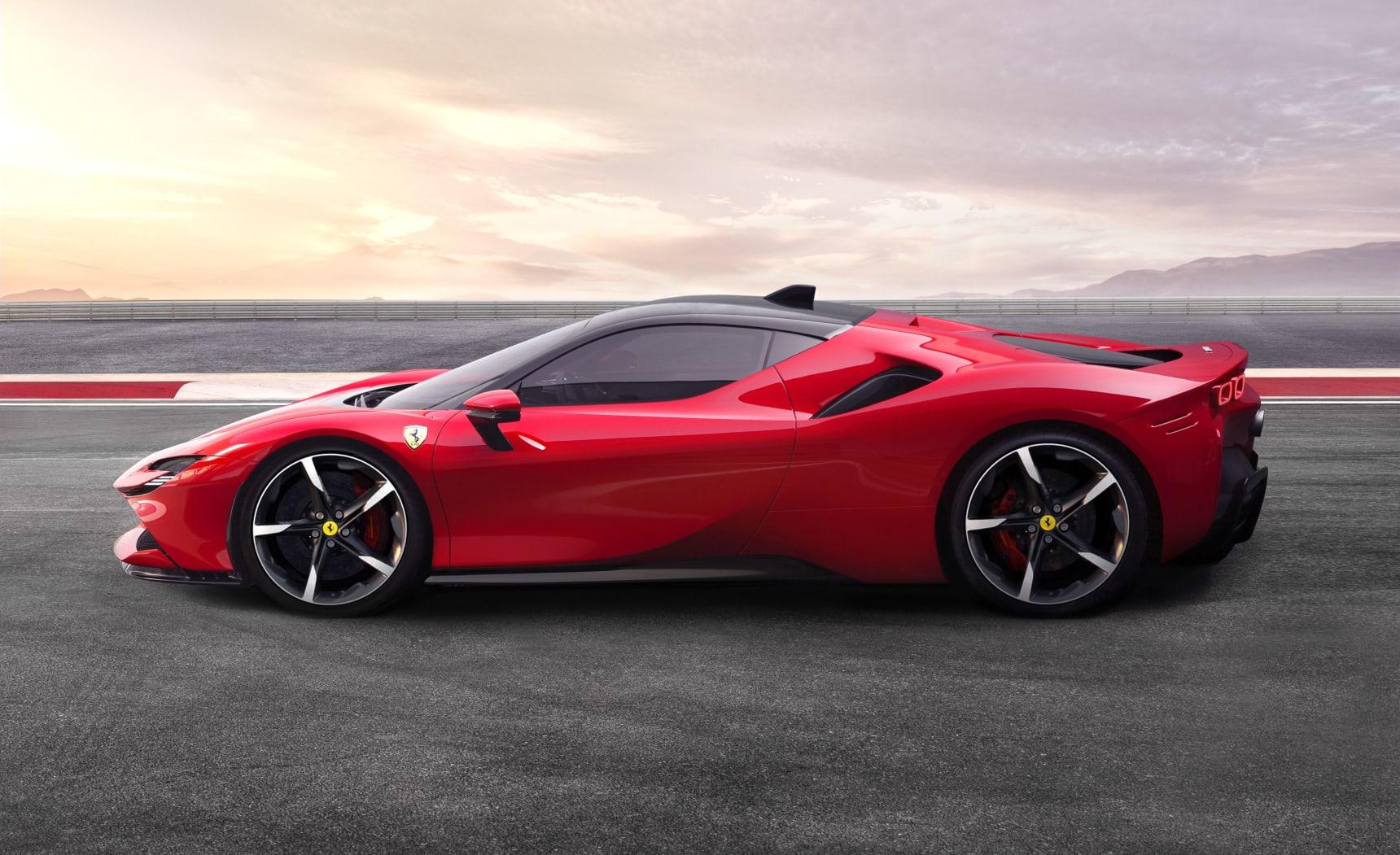 Der Ferrari SF90 Stradale: Ein Serien-Supersportwagen mit 1000 PS 1