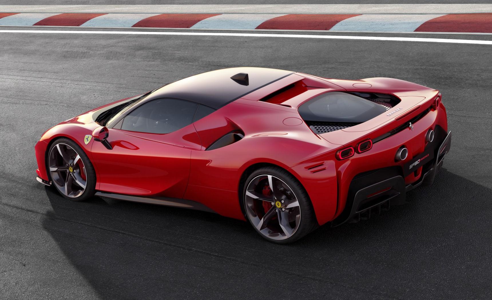 Der Ferrari SF90 Stradale: Ein Serien-Supersportwagen mit 1000 PS 4