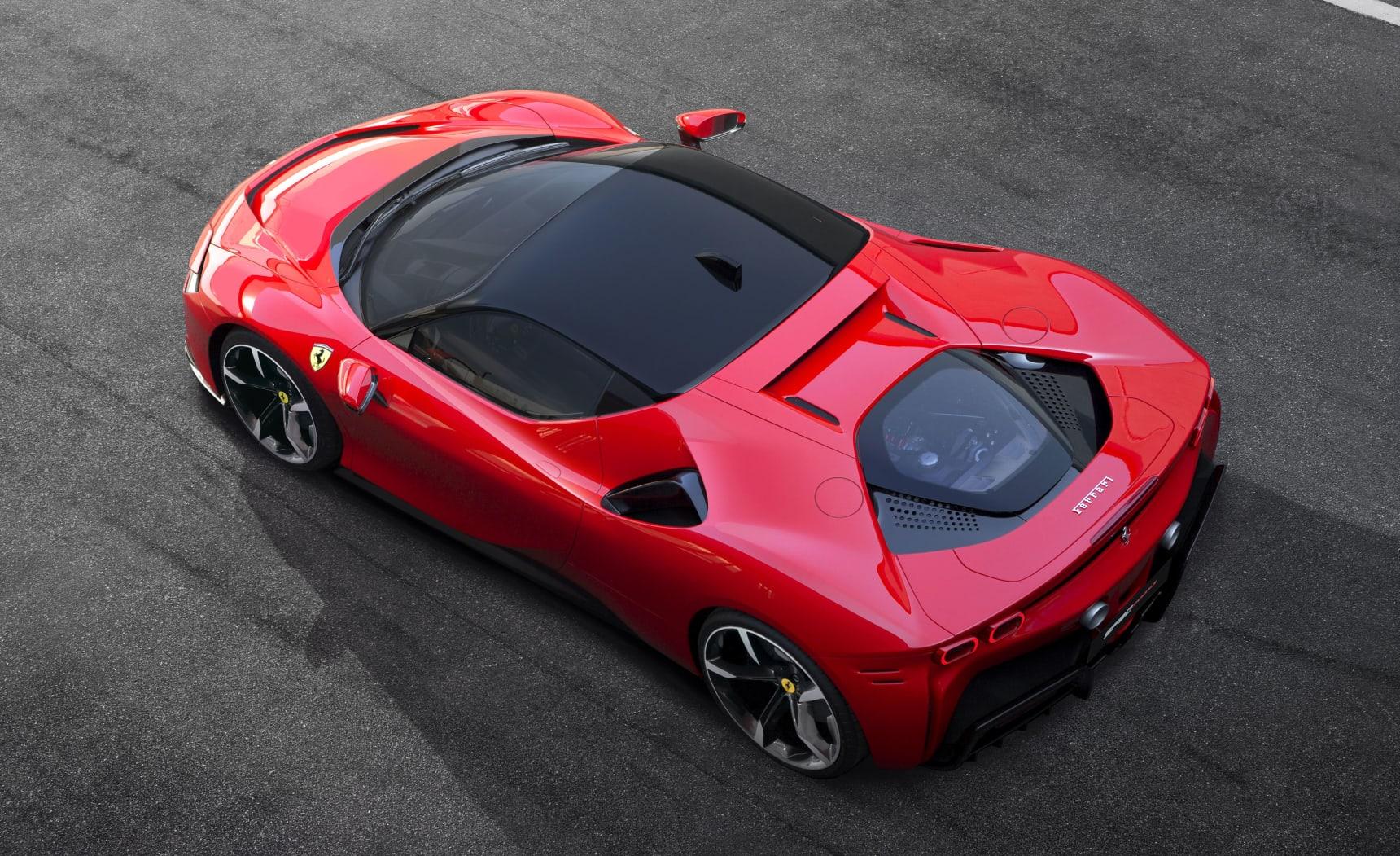 Der Ferrari SF90 Stradale: Ein Serien-Supersportwagen mit 1000 PS 3