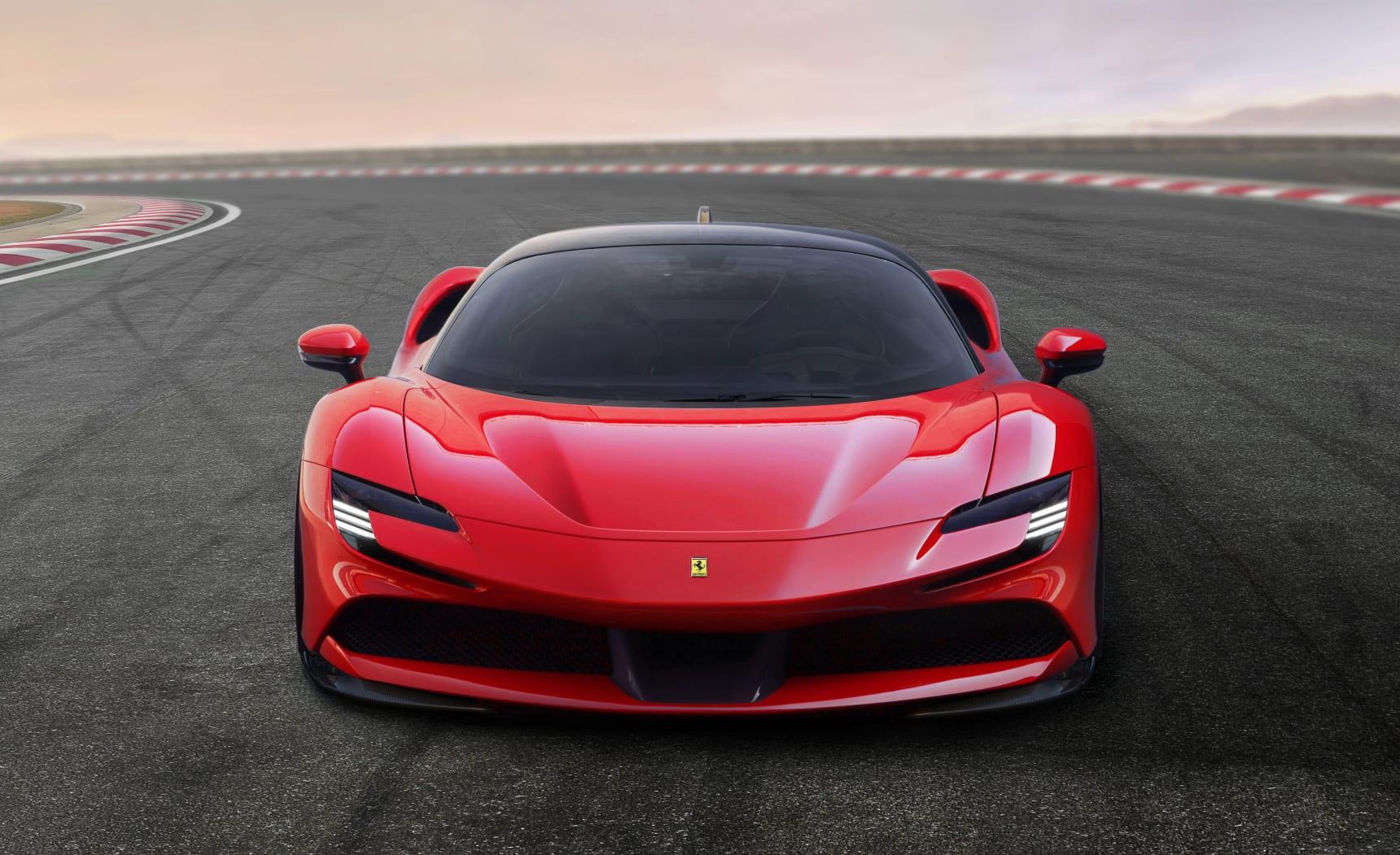 Der Ferrari SF90 Stradale: Ein Serien-Supersportwagen mit 1000 PS 2
