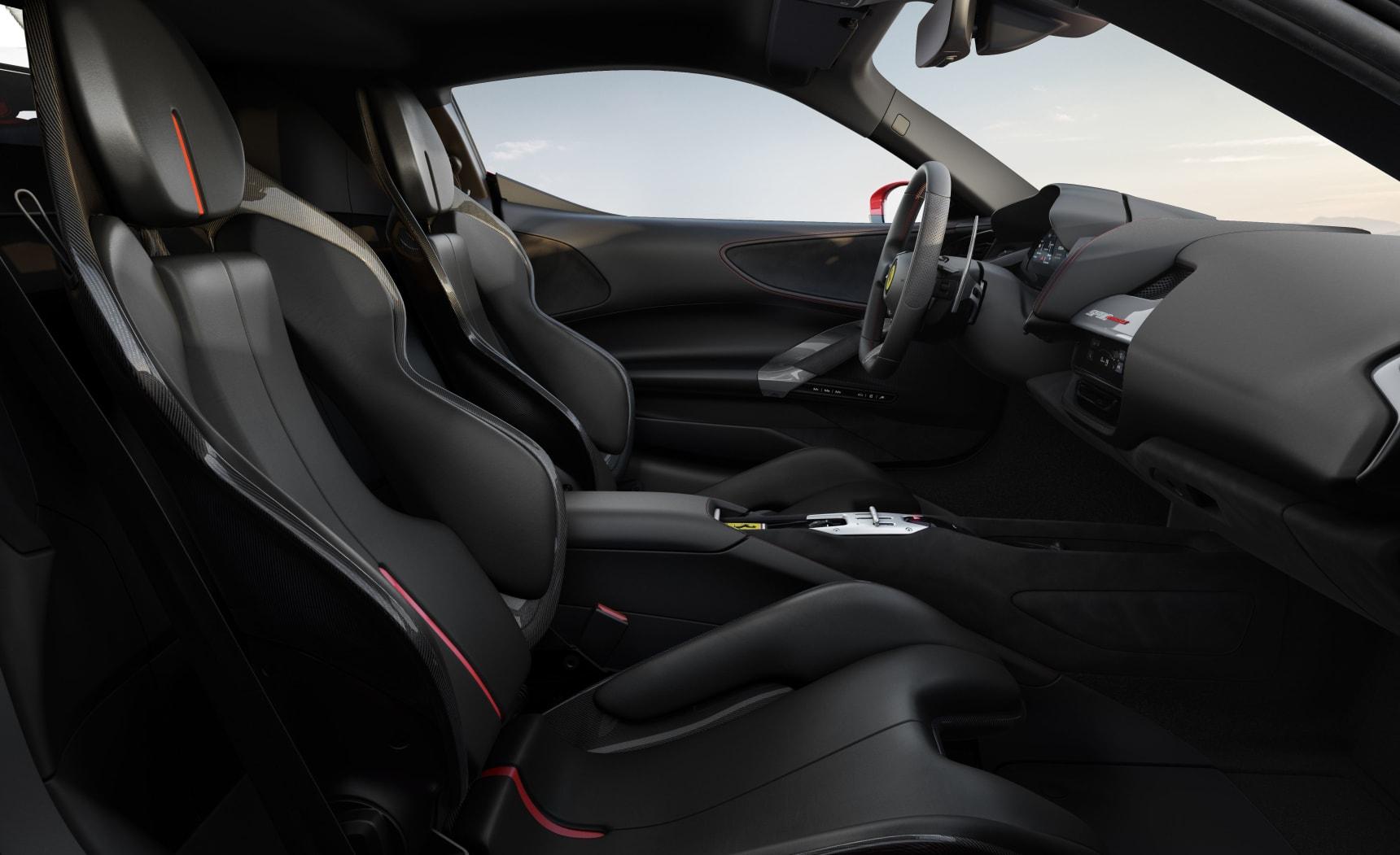 Der Ferrari SF90 Stradale: Ein Serien-Supersportwagen mit 1000 PS 5