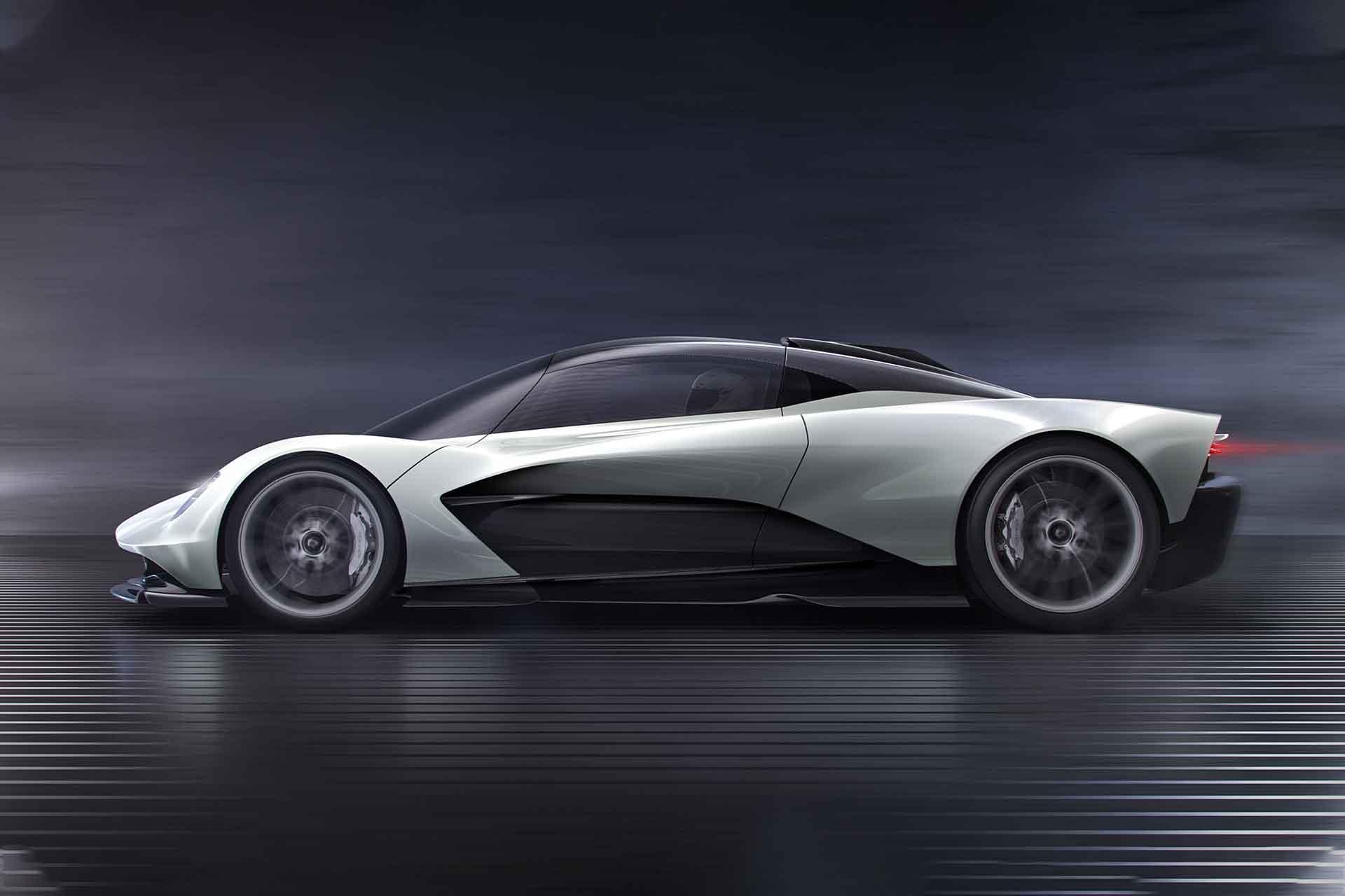 Der Aston Martin Valhalla: 1 Mio € teuer und 1.000 PS stark 2