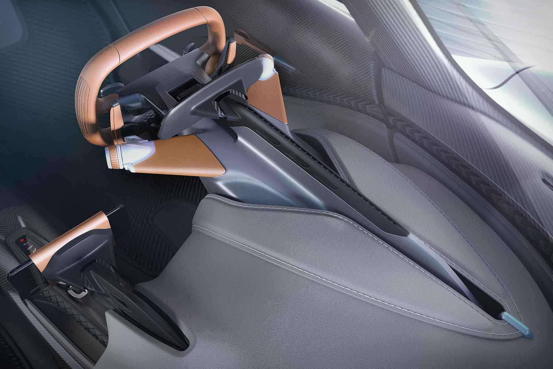 Der Aston Martin Valhalla: 1 Mio € teuer und 1.000 PS stark 3