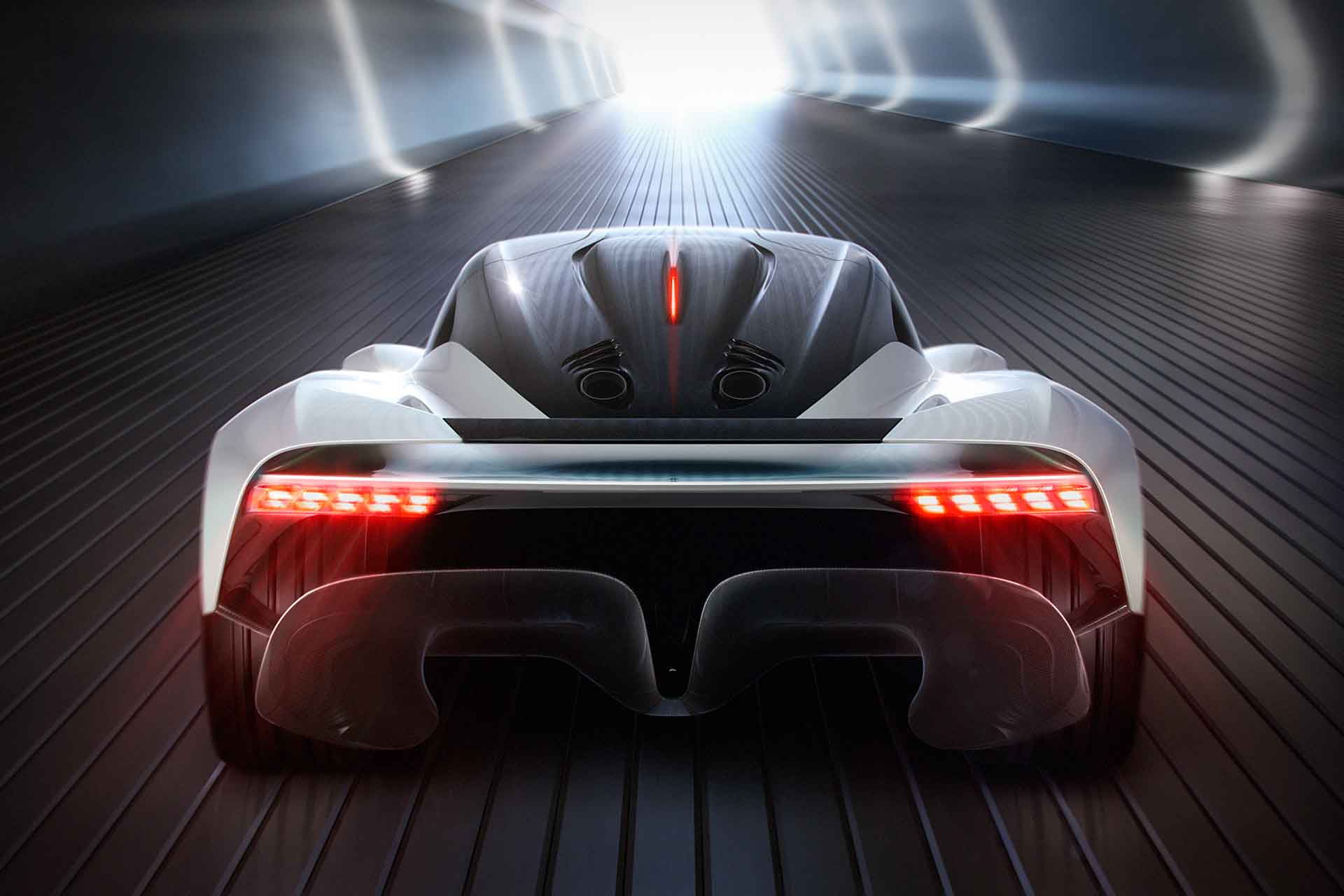 Der Aston Martin Valhalla: 1 Mio € teuer und 1.000 PS stark 4
