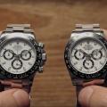 Kaum zu unterscheiden: Kannst du eine Fake-Rolex erkennen?