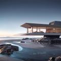 Das etwas andere Strandhaus: Das Monolit Beachhouse