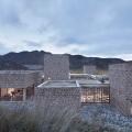 Das Redstone House: Eine moderen Festung in der Mongolei