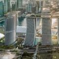 Marina Bay Sands: Singapurs Skyline bekommt einen neuen Tower