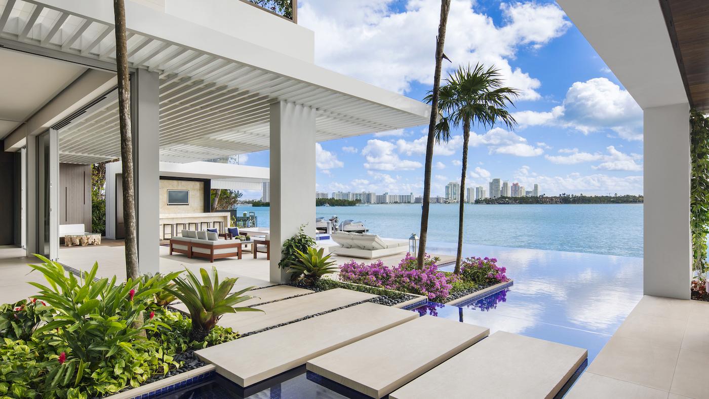 Großzügig, offen und grün: Die Dilido Island Villa von SAOTA in Miami 7