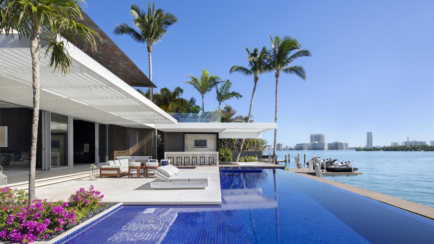Großzügig, offen und grün: Die Dilido Island Villa von SAOTA in Miami 2