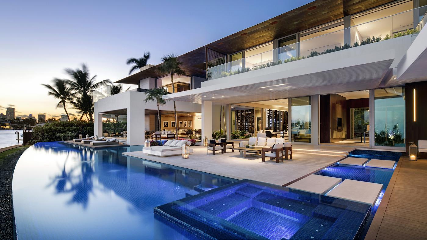 Großzügig, offen und grün: Die Dilido Island Villa von SAOTA in Miami 1