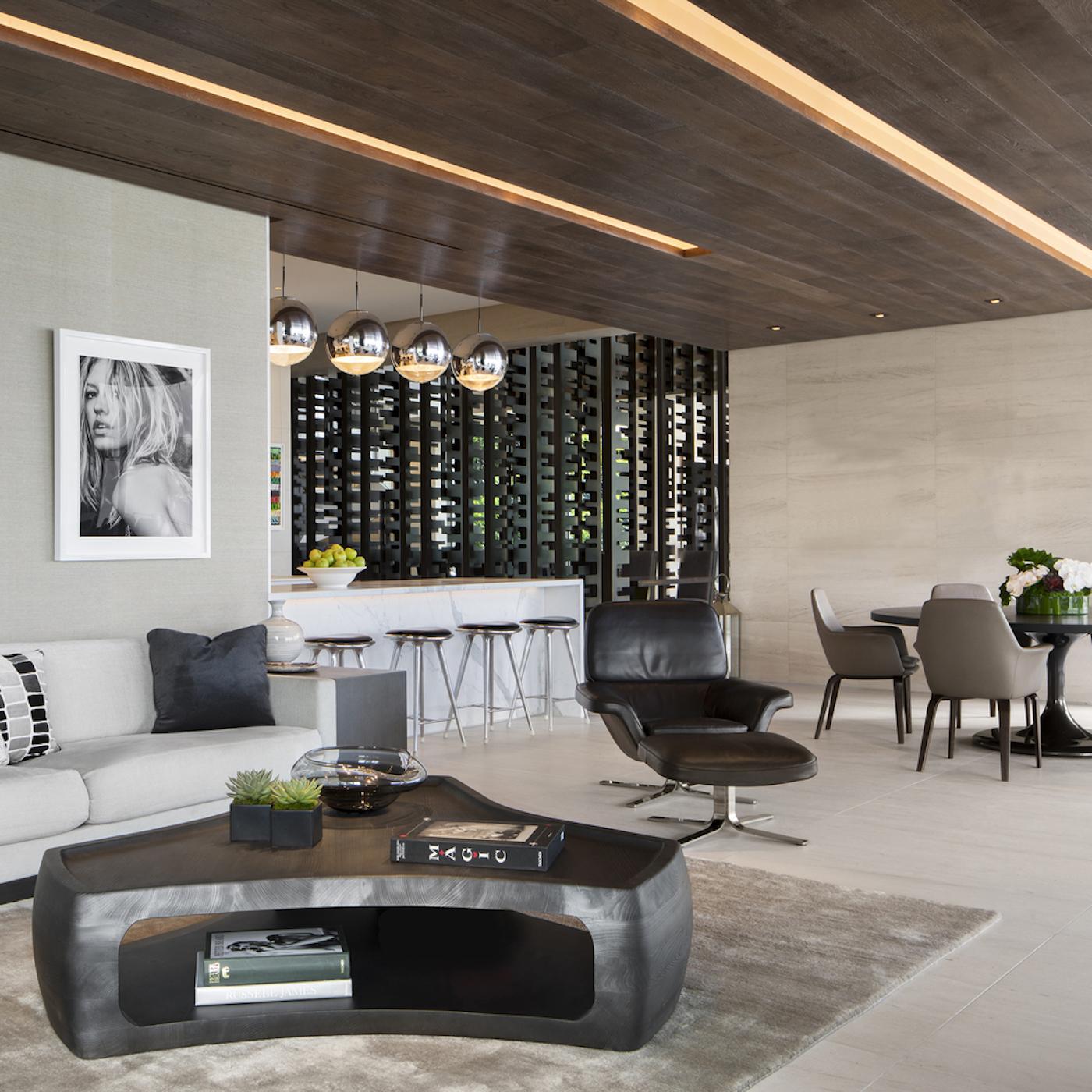 Großzügig, offen und grün: Die Dilido Island Villa von SAOTA in Miami 5
