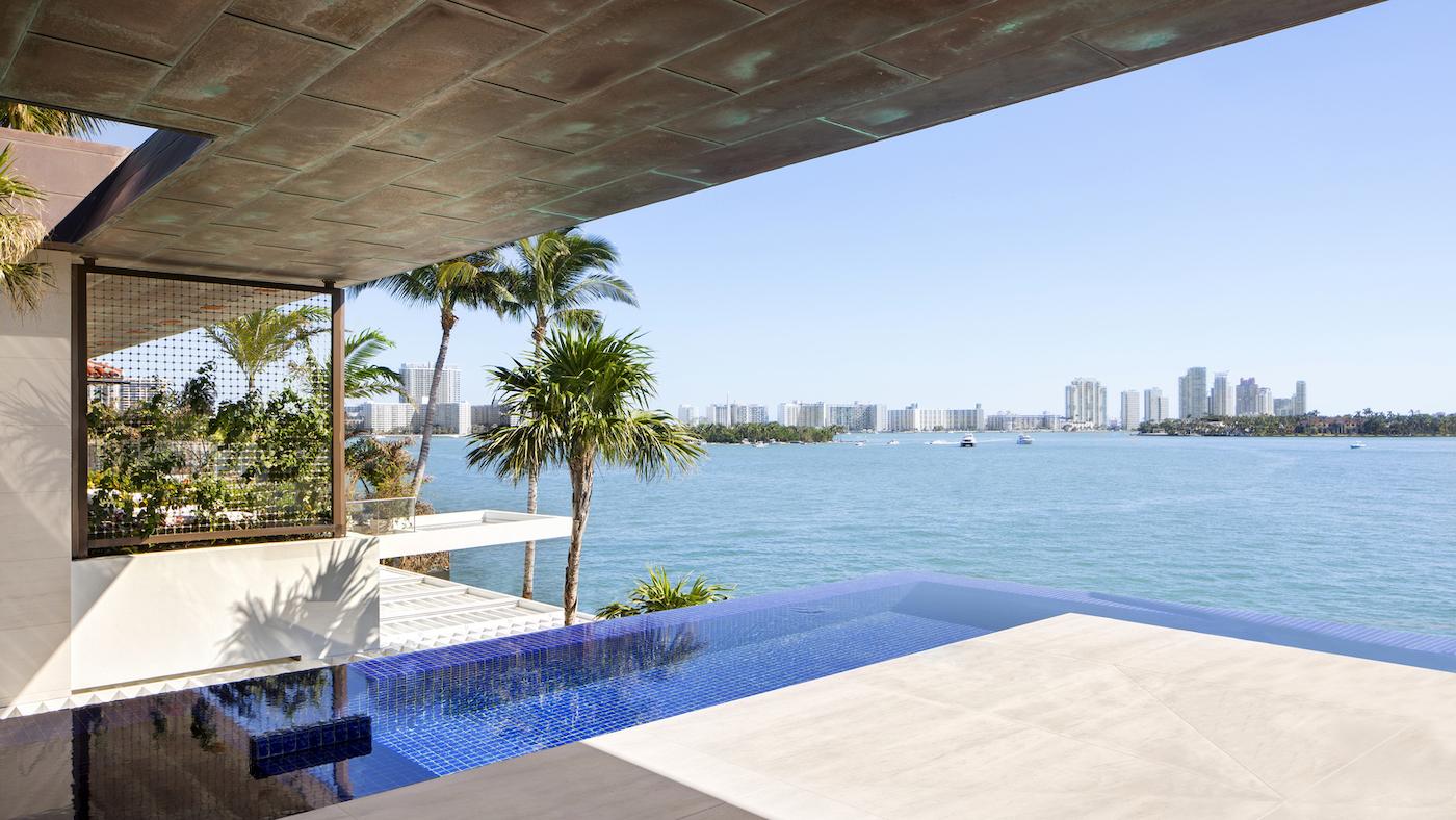 Großzügig, offen und grün: Die Dilido Island Villa von SAOTA in Miami 4