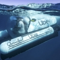 """UBER taucht ab: Weltweit erstes Unterwasser-Taxi """"scUber"""" nimmt Betrieb auf"""