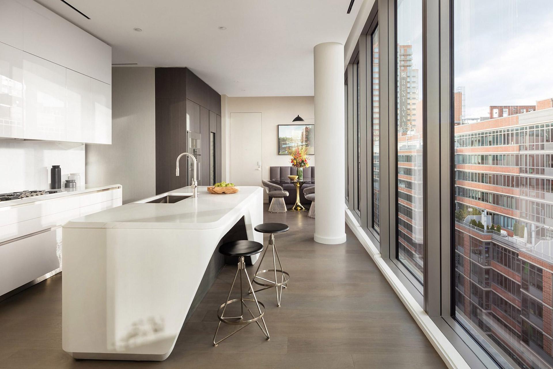 Das $48 Millionen Dollar Penthouse in Manhattan von Zaha Hadid 4