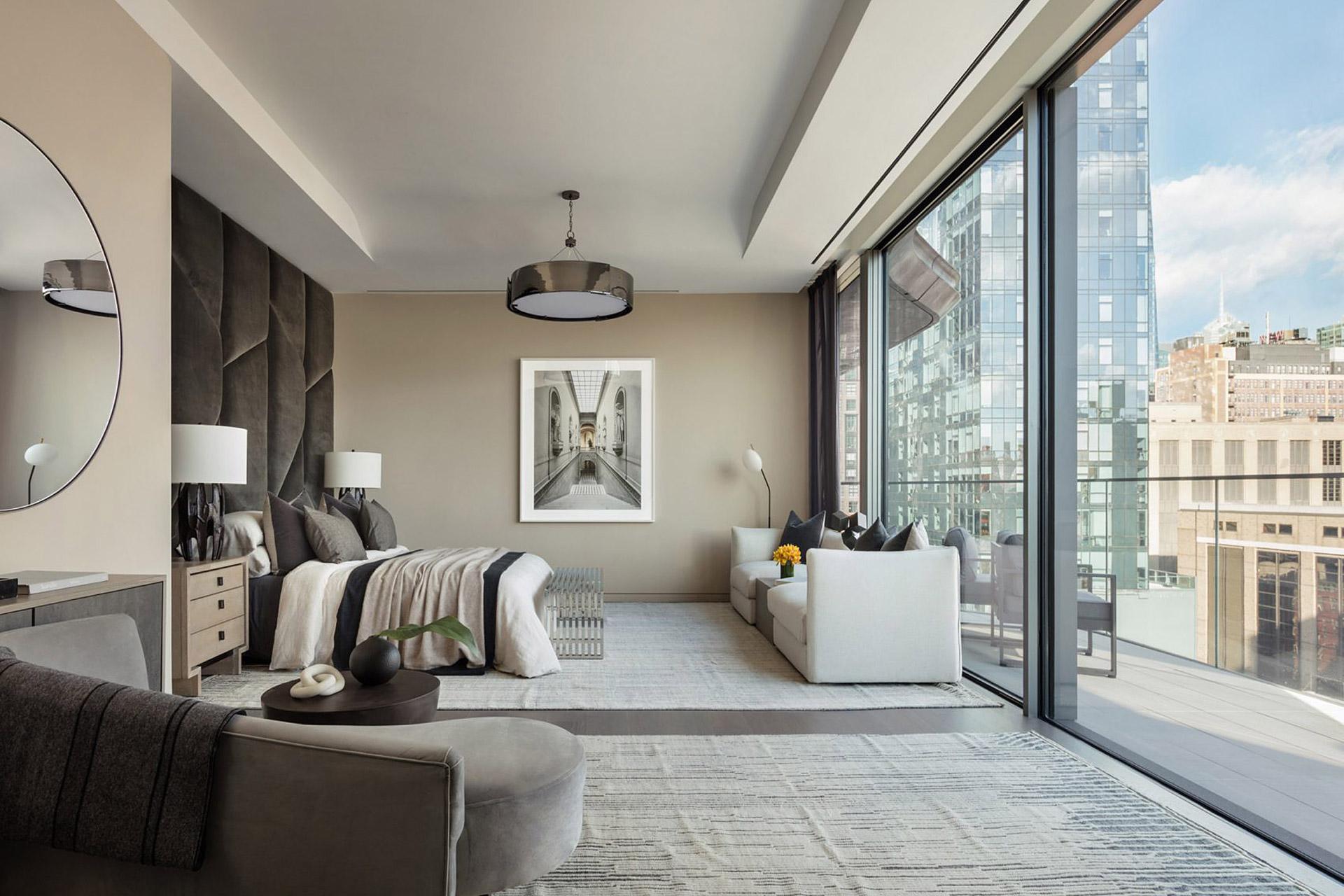 Das $48 Millionen Dollar Penthouse in Manhattan von Zaha Hadid 5